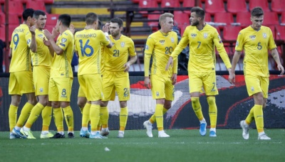 Відбір на Євро-2020: Україна зіграла внічию з Сербією