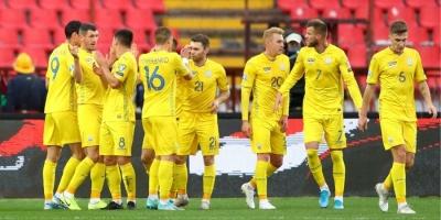 Збірна України гарантувала місце в першому кошику на Євро-2020
