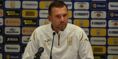 Шевченко прокоментував нічию збірної України проти Сербії