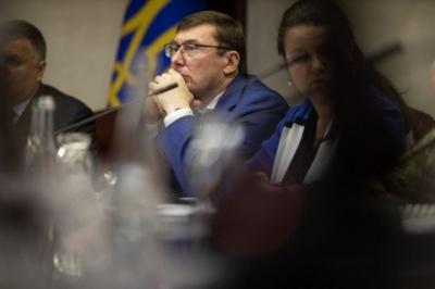 Луценко звинуватив експосла США у спробах контролювати українську правоохоронну систему