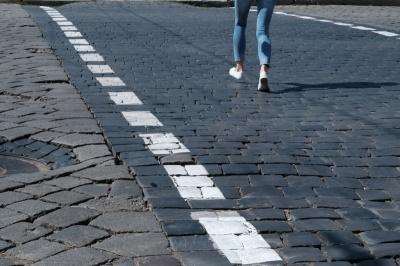 У «МіськШЕПі» пояснили, чому цього року на дорогах зробили так мало розміток