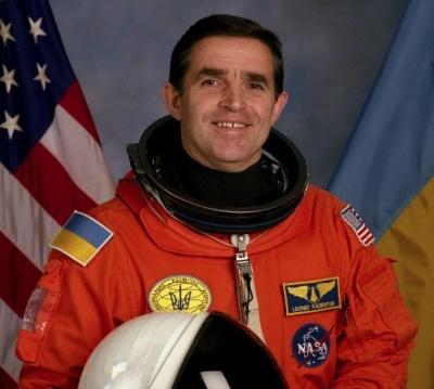 Сьогодні виповнюється 22 роки від польоту в космос буковинця Леоніда Каденюка