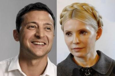 """Зеленський стверджує, що Тимошенко просила """"солодкі"""" посади в обмін на голосування"""