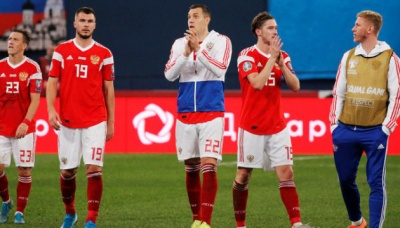 ЗМІ: Російських спортсменів можуть відсторонити від ЄВРО-2020 та Олімпіади в Токіо