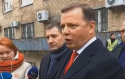 Ляшко обматюкав Зеленського у прямому ефірі – відео