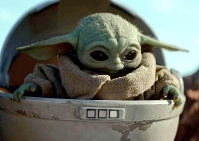 """""""Малюк Йода"""" з нового серіалу по """"Зоряним війнам"""" став мемом"""