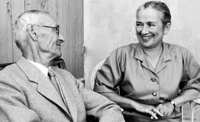 Невідома Буковина: чернівчанка була дружиною Нобелівського лауреата