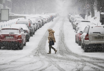 Зима в Україні за сто років скоротиться на місяць, - науковець