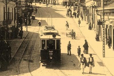 Невідома Буковина: як курсували трамваї в Чернівцях