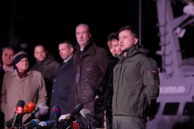 Зеленський прокоментував повернення кораблів Україні