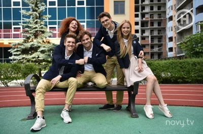 Буковинець зіграв одну з головних ролей у новому молодіжному телесеріалі