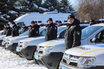 Нацполіція закупає 409 Opel Astra і 413 Renault Duster