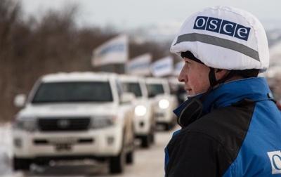 На ділянці розведення в Петрівському ОБСЄ зафіксувала постріли