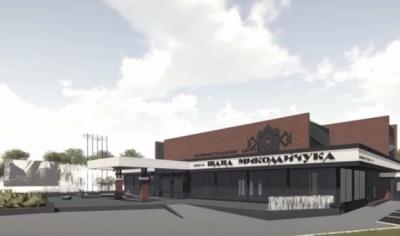 Каспрук розповів, чи вдасться закінчити реконструкцію кінотеатру Миколайчука