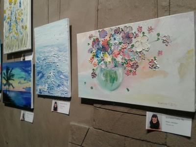 Батьки малювали разом з дітьми: у Чернівцях відкрилася унікальна виставка