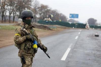 У зоні ООС військовослужбовець загинув під час ДТП
