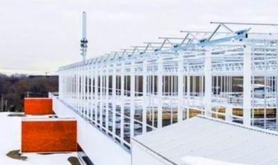 У Канаді збудують найбільшу в світі теплицю на даху