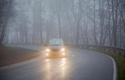 Штормове попередження: на Буковині очікується туман та ожеледиця