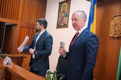 «Незаконні схеми залишаться в минулому»: про що говорив новий голова Чернівецької ОДА у своїй першій промові