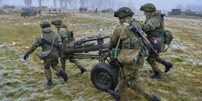 Геннштаб: Відкрита військова агресія з боку Росії - не серед перших загроз