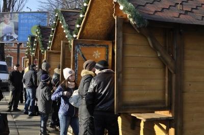 Стало відомо, у скільки Чернівцям може обійтись облаштування «Різдвяного містечка»