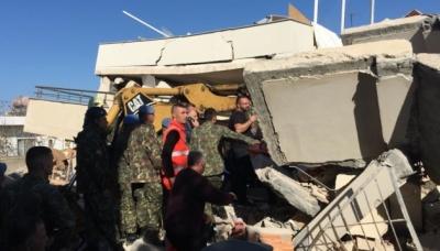 В Албанії знову стався потужний землетрус