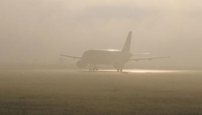 Через сильний туман знову скасували виліт літака з Борисполя до Чернівців