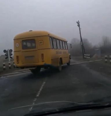 У Сторожинці міськрада проводить службове розслідування щодо водія шкільного автобуса