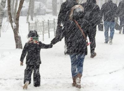 Зі снігом і 20-градусними морозами: народний синоптик дав прогноз погоди в Україні на всю зиму