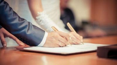 Незабаром нотаріуси зможуть реєструвати шлюби та розлучення