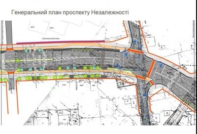 У Чернівцях Гравітон хочуть з'єднати із проспектом: Каспрук показав ескізи проекту