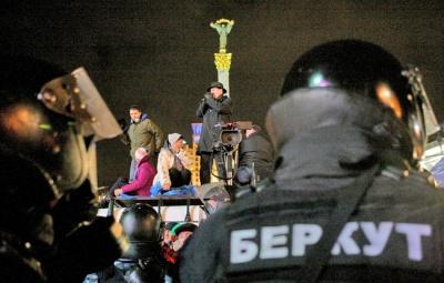 6 років тому «Беркут» по-звірячому побив студентів на Євромайдані