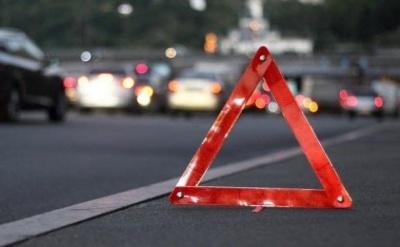 На Буковині перекинувся BMW, водій втік з місця пригоди