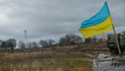 Окупанти майже годину обстрілювали українських військових під Новолуганським