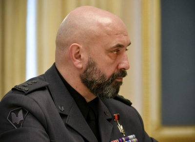 Кривонос залишається заступником секретаря РНБО