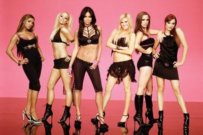 Вперше після возз'єднання The Pussycat Dolls влаштували справжнє шоу - відео