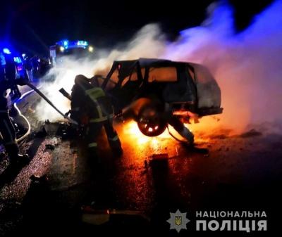 Трагічна ДТП на об'їзній біля Чернівців: у поліції розповіли деталі аварії