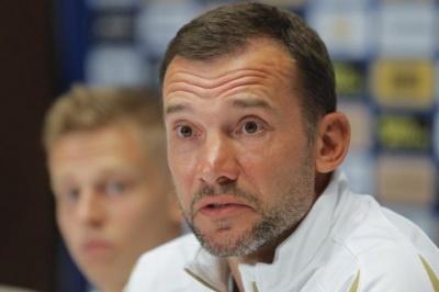 Шевченко розповів про перспективи Ракицького у збірній та очікуваннями від Євро-2020