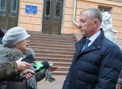 Стало відомо, яке перше розпорядження підписав новий голова Чернівецької ОДА