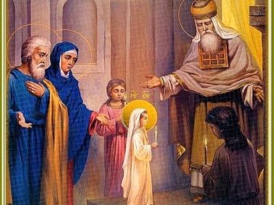 Сьогодні відзначають свято Введення в храм Пресвятої Богородиці: що не можна робити в цей день