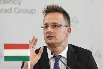 Угорщина блокуватиме вступ України до НАТО