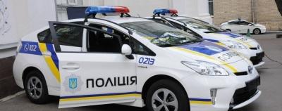 На АЗС переплутали бензин і дизель: десяток поліцейських авто вийшли з ладу