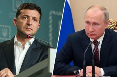 Київ готовий звести «стіну» на Донбасі у разі провалу мирних переговорів з РФ, — Єрмак