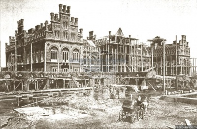 Невідома Буковина: чому будівництво Резиденції митрополитів відкладали на 60 років