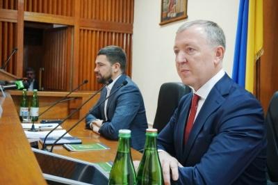 Осачук обіцяє відкрити перинатальний центр в Чернівцях 1 квітня 2020 року