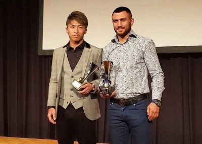 Ломаченка став найкращим боксером року за версією WBO
