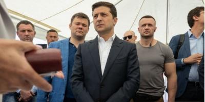 Зеленський окреслив терміни проведення виборів на Донбасі