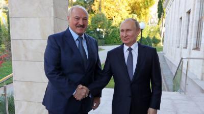 Лукашенко зустрівся з Путіним і назвав умови інтеграції з Росією