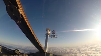 Вперше за 20 років ЗСУ вдалося дозаправити винищувач в повітрі – відео