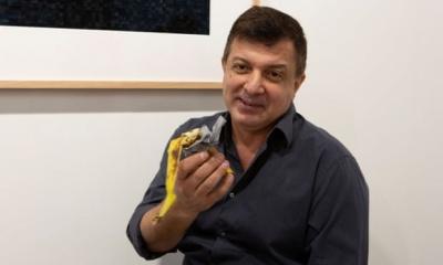 Курйоз дня: американець з'їв банан за 120 тисяч доларів на виставці в Маямі